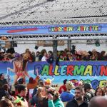 Ballermann Pastetten Faschingswagen
