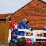 Baschding Fasching Boxer