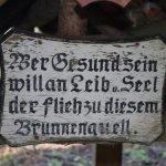 Tafel Quelle müller bründel 150x150 - Ausflugsziel Müllner Bründel bei Buch am Buchrain