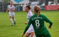 FC Forstern Damen  im DFB-Pokal gegen den SC Freiburg