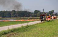 Feldbrand in Pastetten